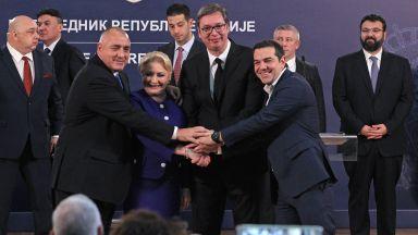 Борисов от Белград: Миграцията може да потопи Балканите