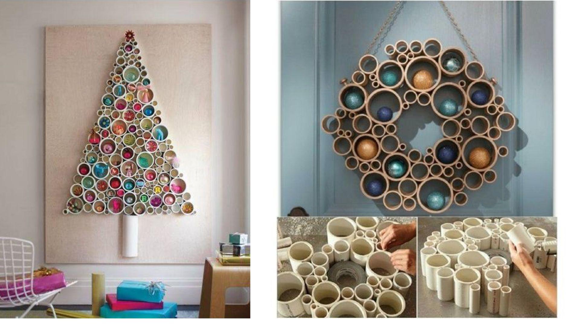 Идеи за Коледна украса извън клишето