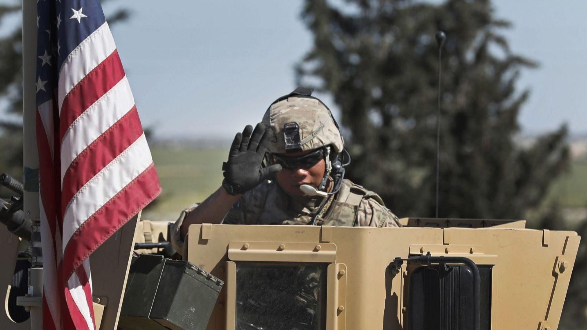 Тръмп подписа указа за изтегляне на американските войски от Сирия