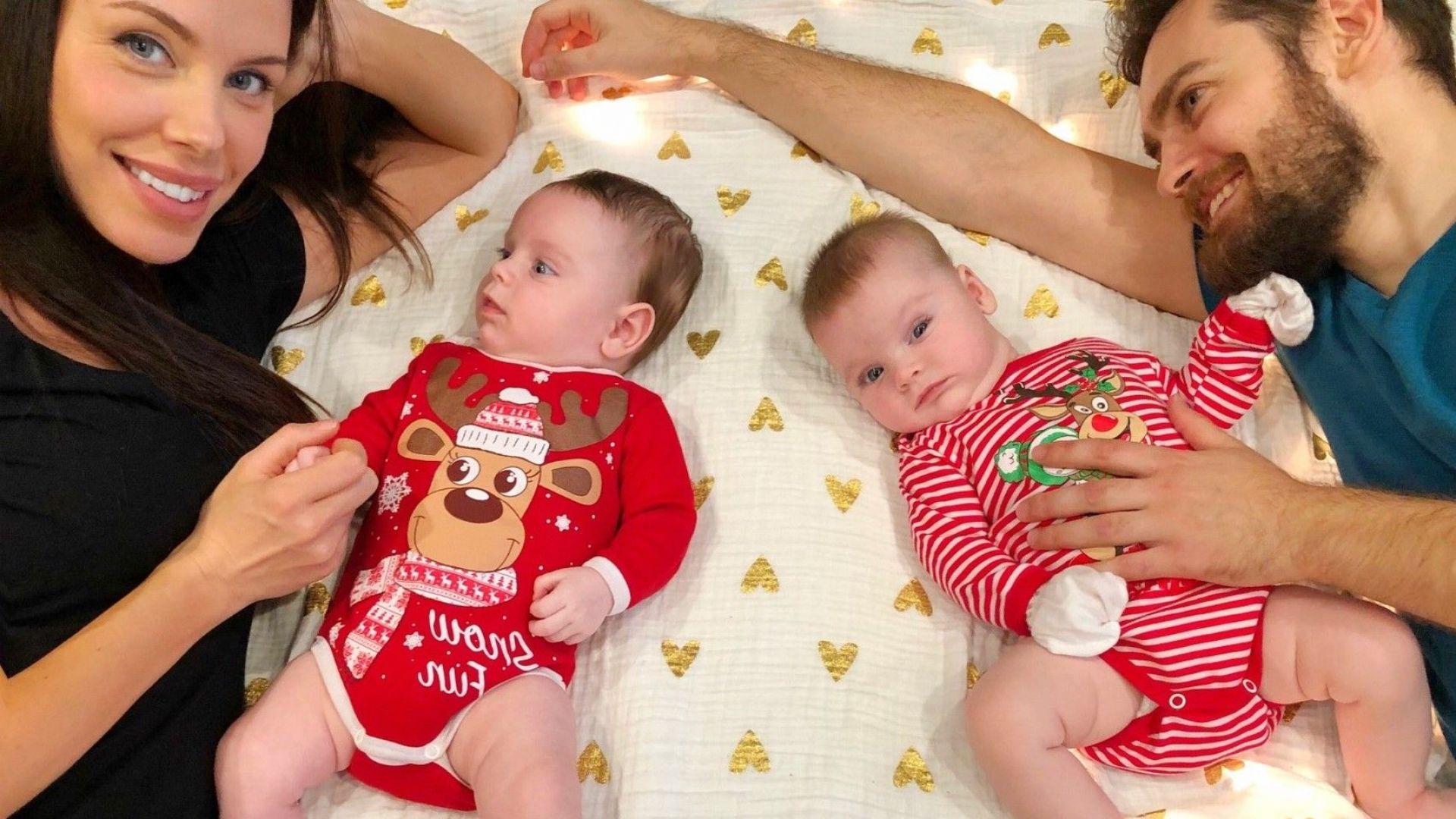 Българските звездни бебета на 2018 (снимки)
