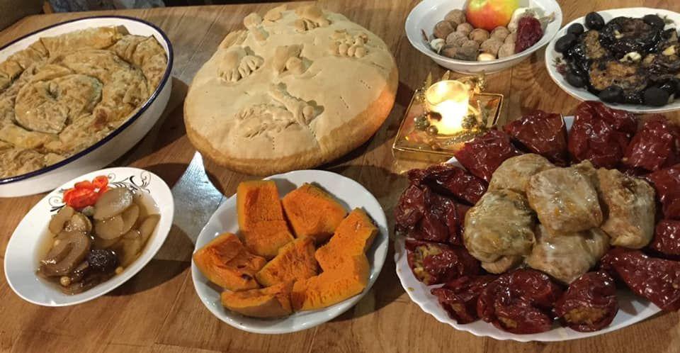 Точно 7 постни ястия е сложила Корнелия Нинова на масата