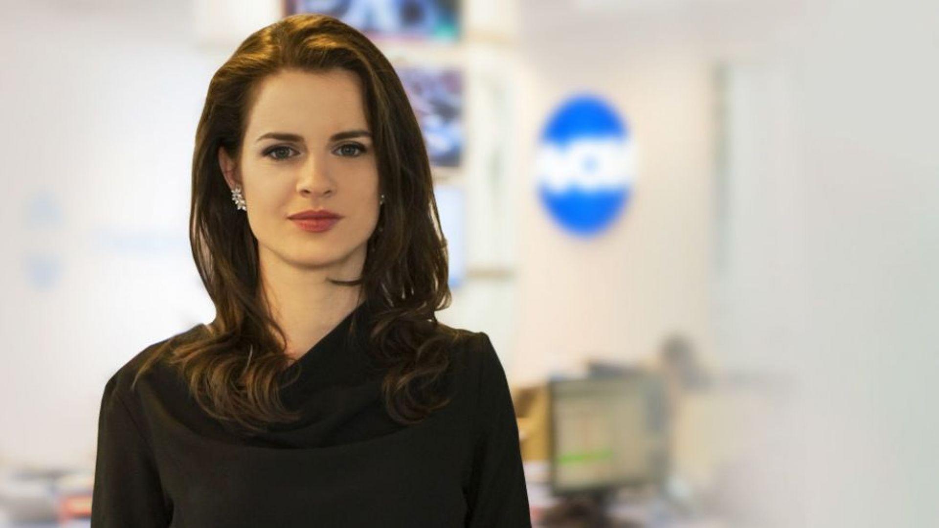 Водещата Марина Цекова стана майка навръх Бъдни вечер
