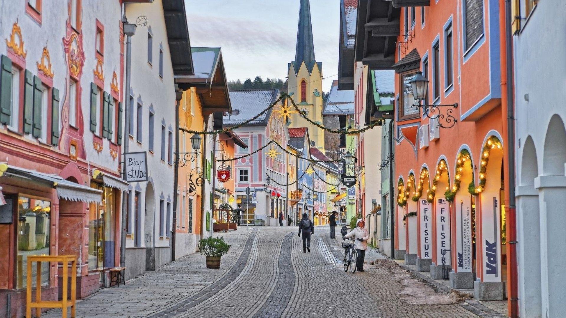 Вижте най-красивите ски курорти в Европа (снимки)
