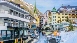 Австрийският курорт Ишгъл - заразата в Европа почти сигурно е от там