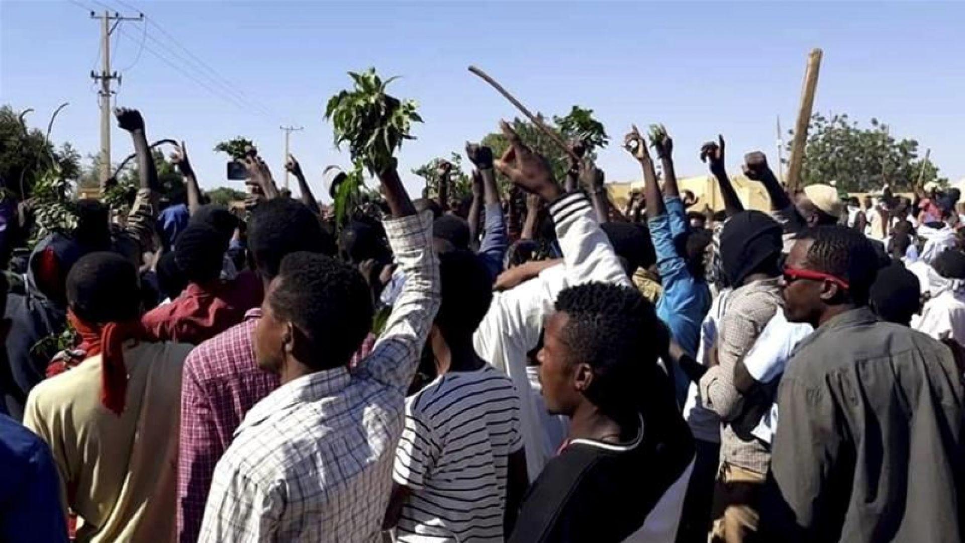 37 убити при антиправителствени протести в Судан
