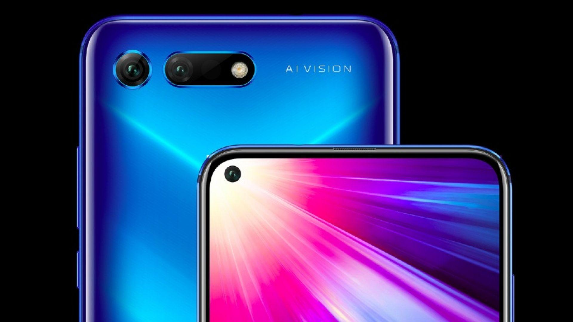 Huawei представи смартфон с 48МР основна камера