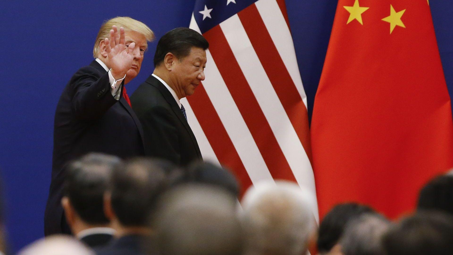 САЩ и Китай стартират търговски преговори в началото на януари в Пекин