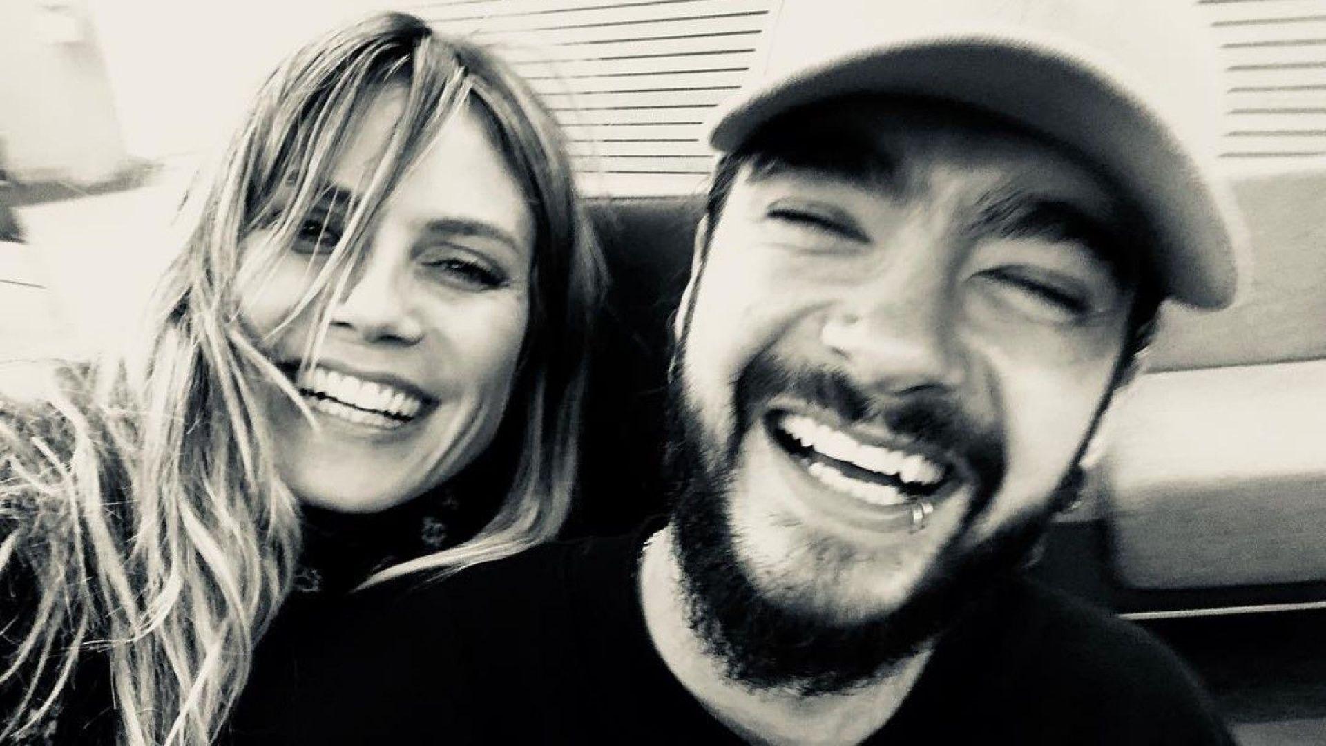 Хайди Клум (45) и Том Каулиц (29) се сгодиха