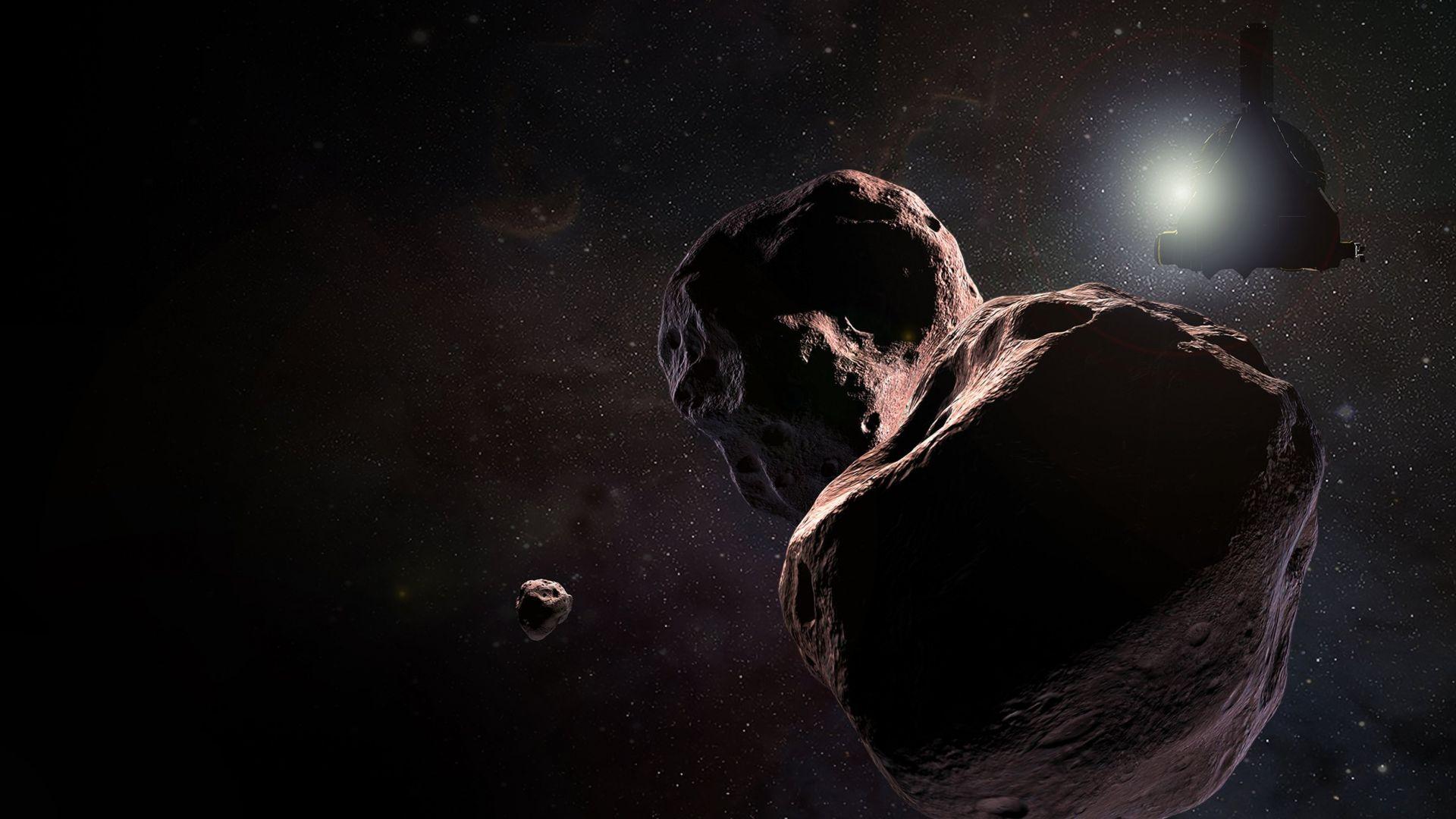 Скоро ще бъде посетен един от най-отдалечените обекти в Слънчевата система