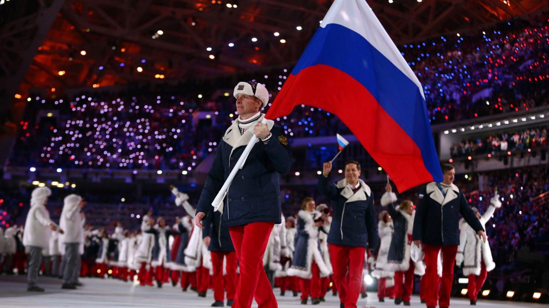 Руснак отказа да върне медалите си, иска МОК да му се помоли лично