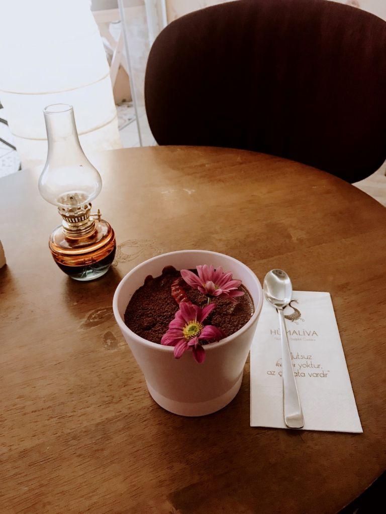 Humaliva Chocolate & Coffee Nisantasi