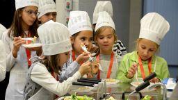 """Мащабната програма """"Нестле за по-здрави деца"""" навлезе в основната си фаза"""