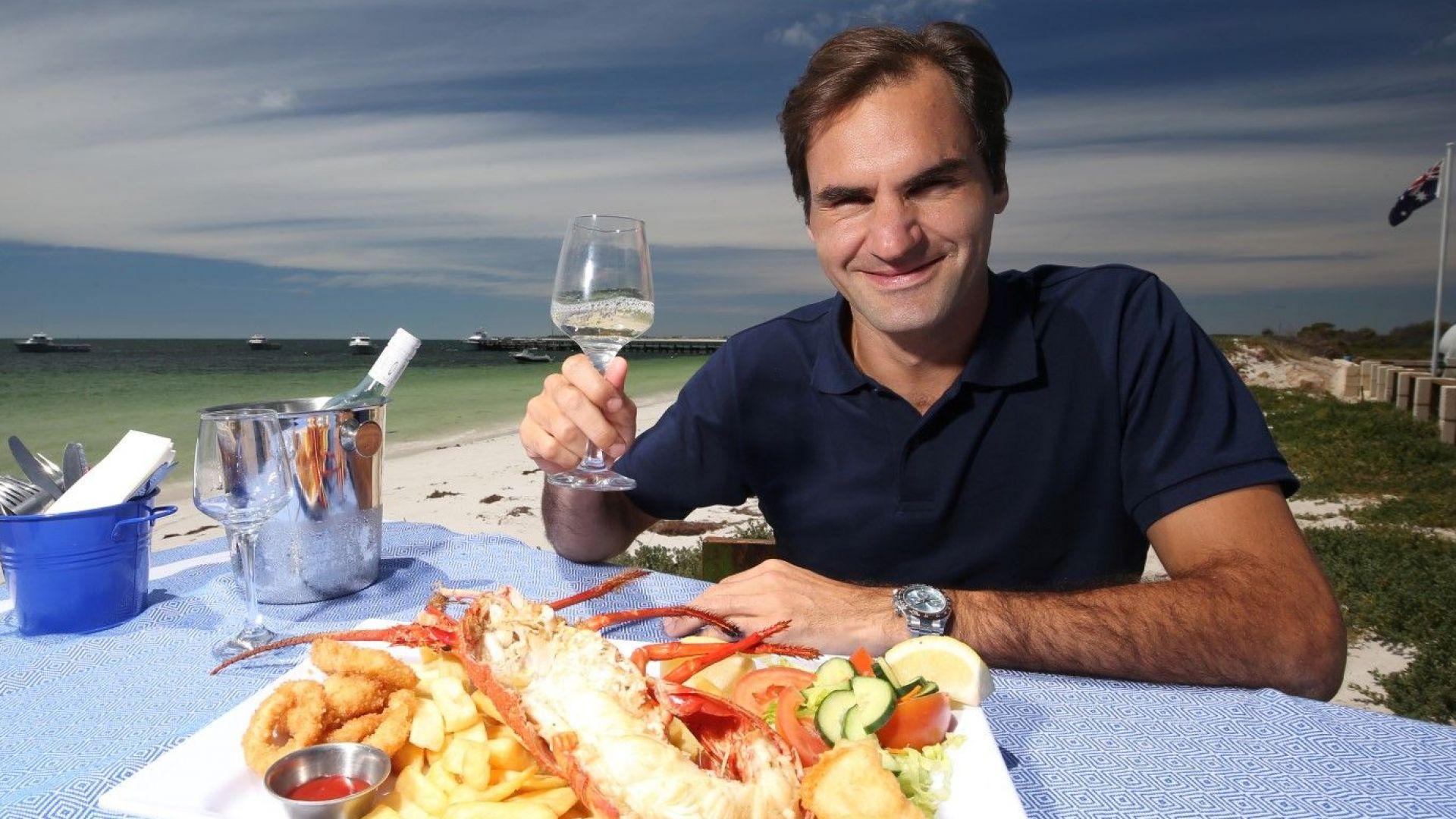 До края на 2020 г. Федерер ще стане четвъртият спортист-милиардер