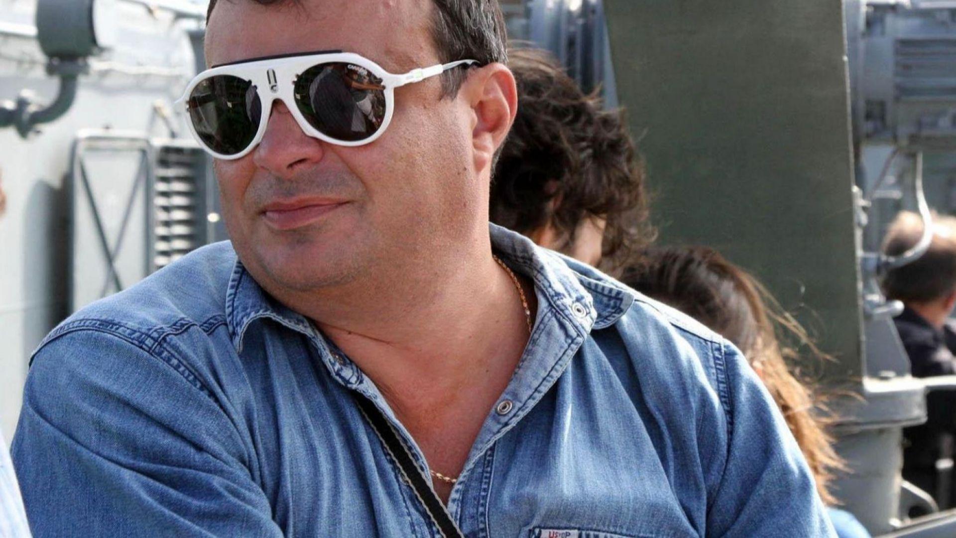 Иван Ласкин е в тежко състояние в реанимацията на ВМА