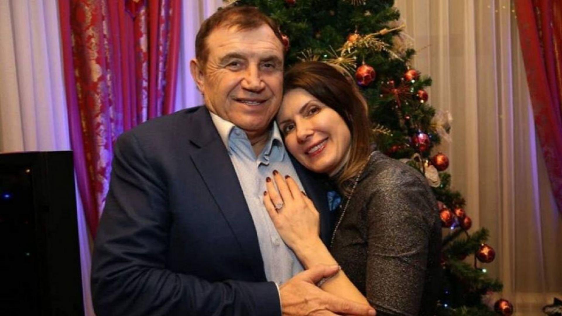Николай Вълканов предложи брак на приятелката си навръх Коледа