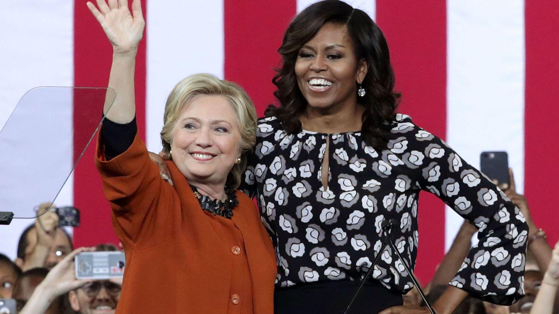 Мишел Обама измести Хилари Клинтън като жената, която буди възхищение в САЩ