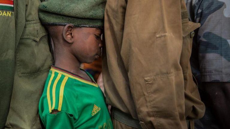 Над 8500 деца са били използвани за войници в различни