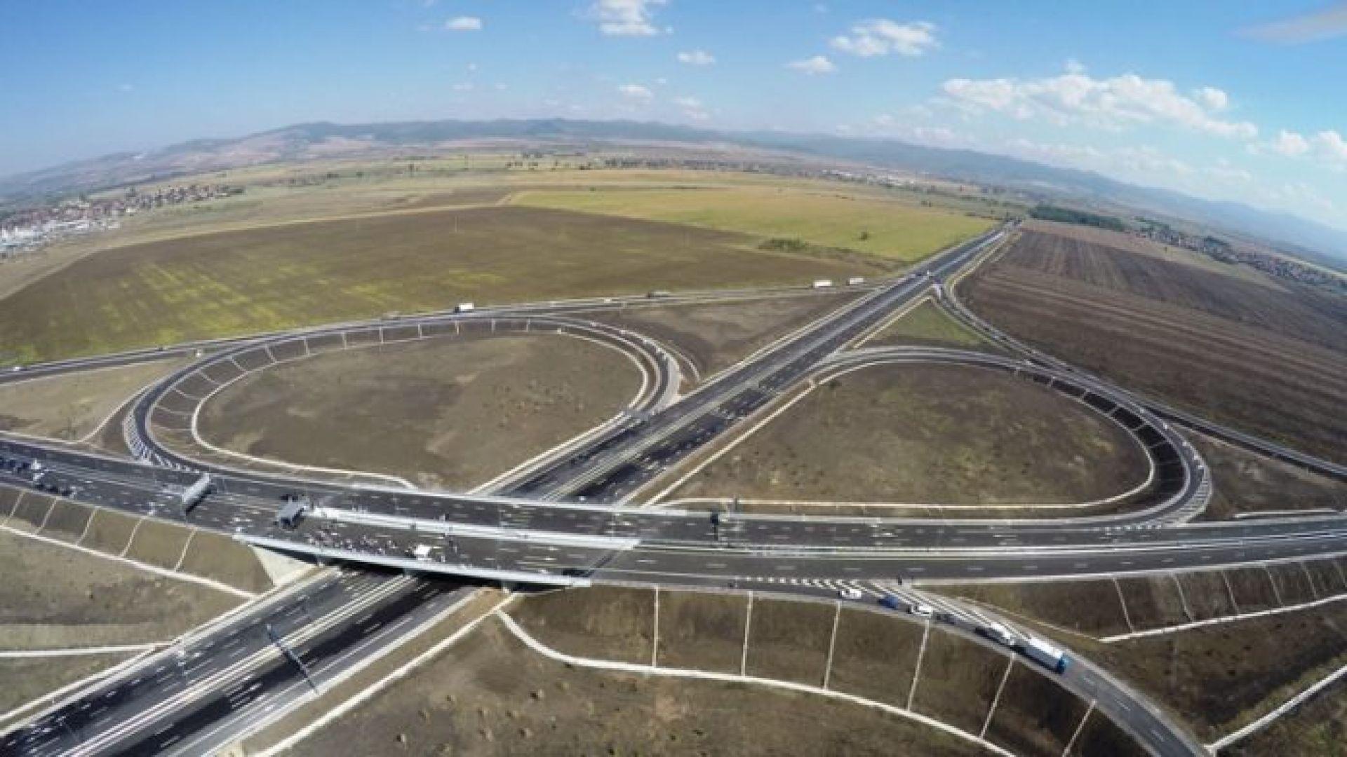 АПИ: Няма пропадане на Северната скоростна тангента и опасност за моста над река Искър