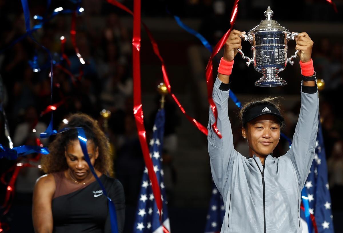 На 8 септември в Ню Йорк 20-годишната тенесистка Наоми Осака спечели своята първа титла от Големия шлем и се превърна в първия японски играч, постигал това