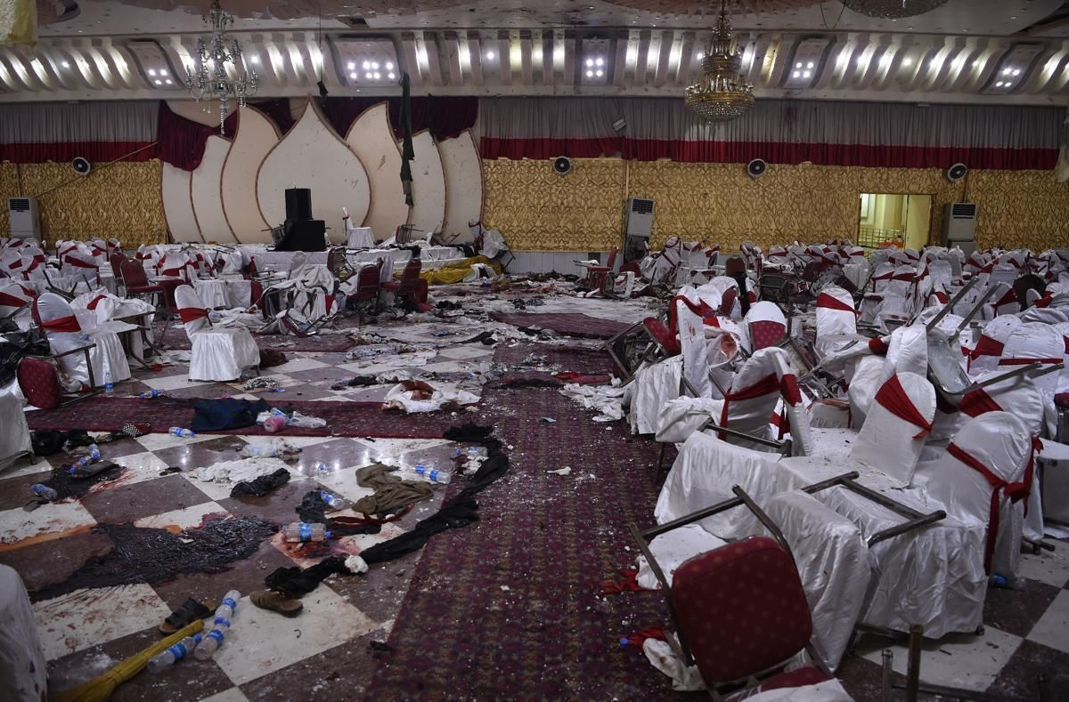 Най-малко 50 души бяха убити в самоубийствен атентат на религиозен празник в Кабул на 20 ноември. Това в едно от най-смъртоносните нападения срещу Афганистан тази година