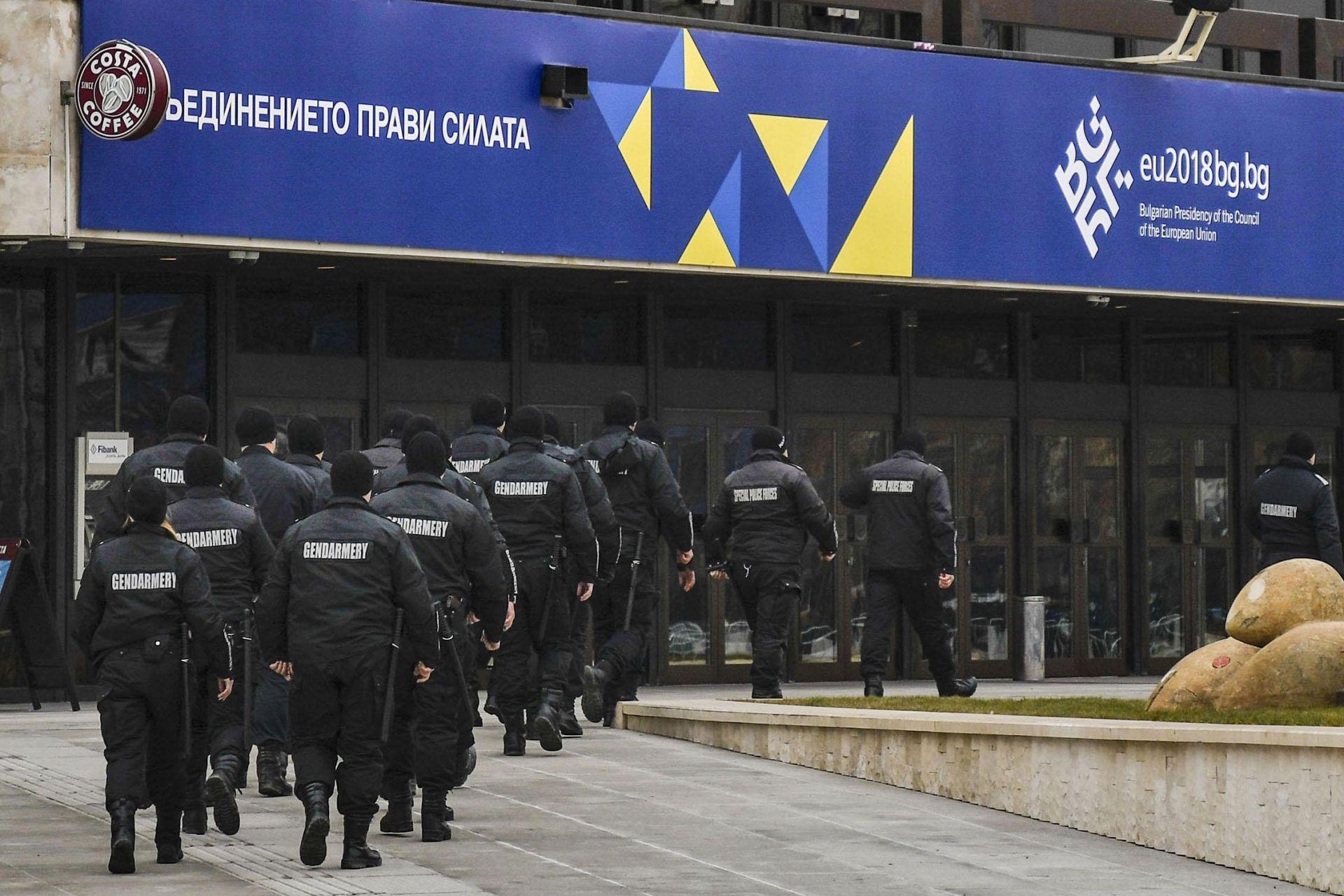 Европредседателството започна при засилени мерки за сигурност в НДК