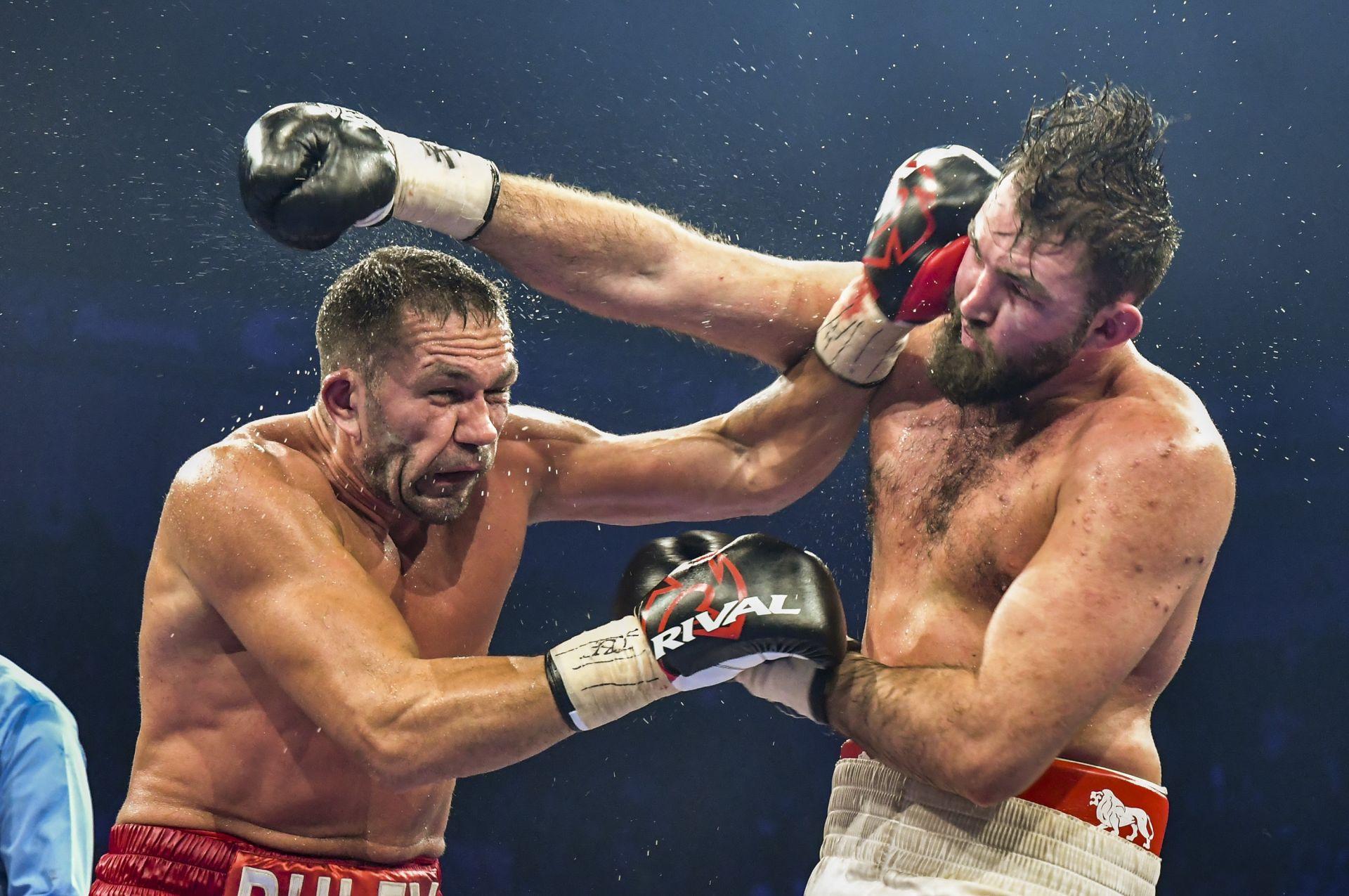 Боксьорът Кубрат Пулев победи Хюи Фюри в зрелищна среща