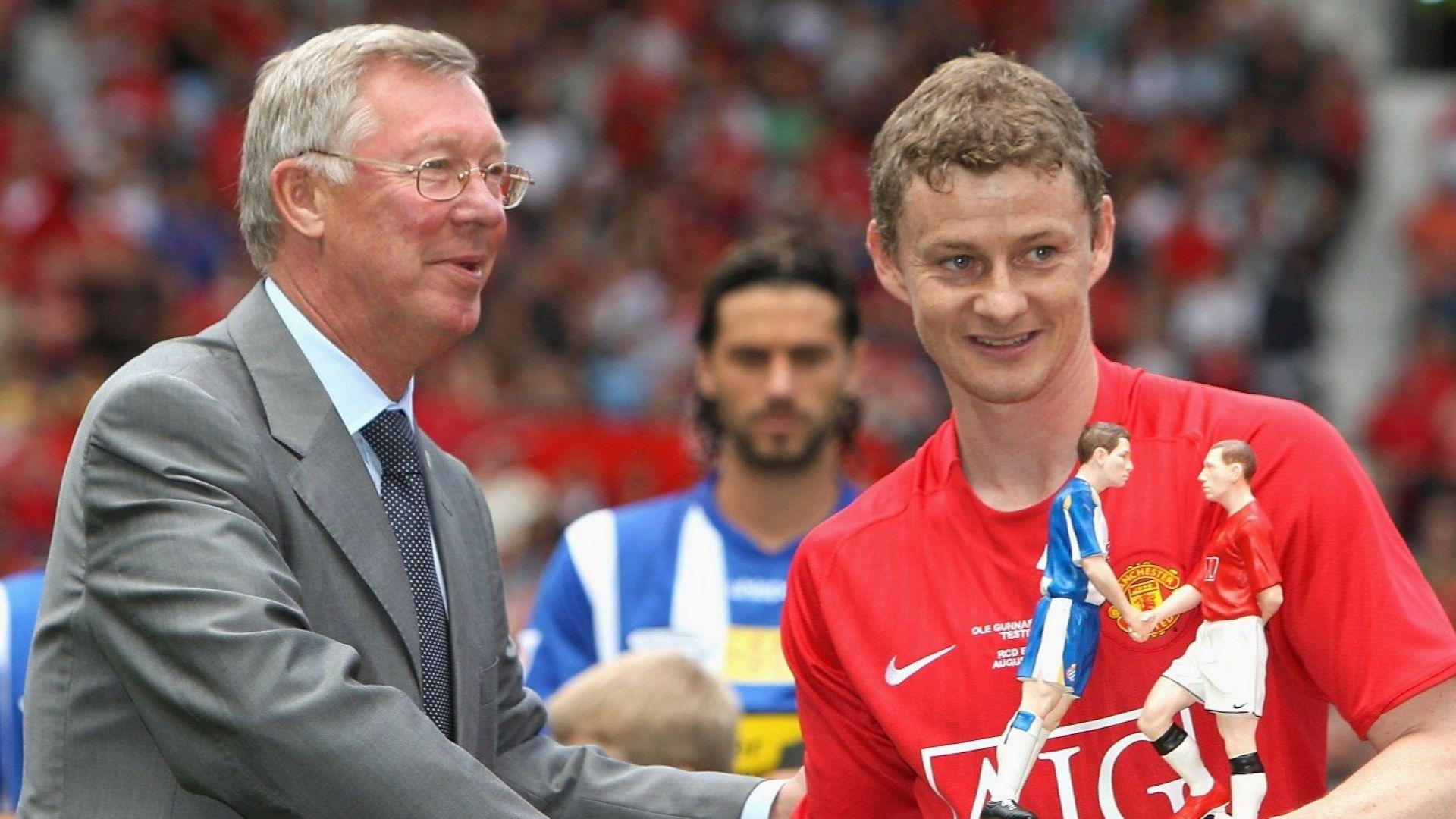 Сър Алекс отново застава начело на Юнайтед