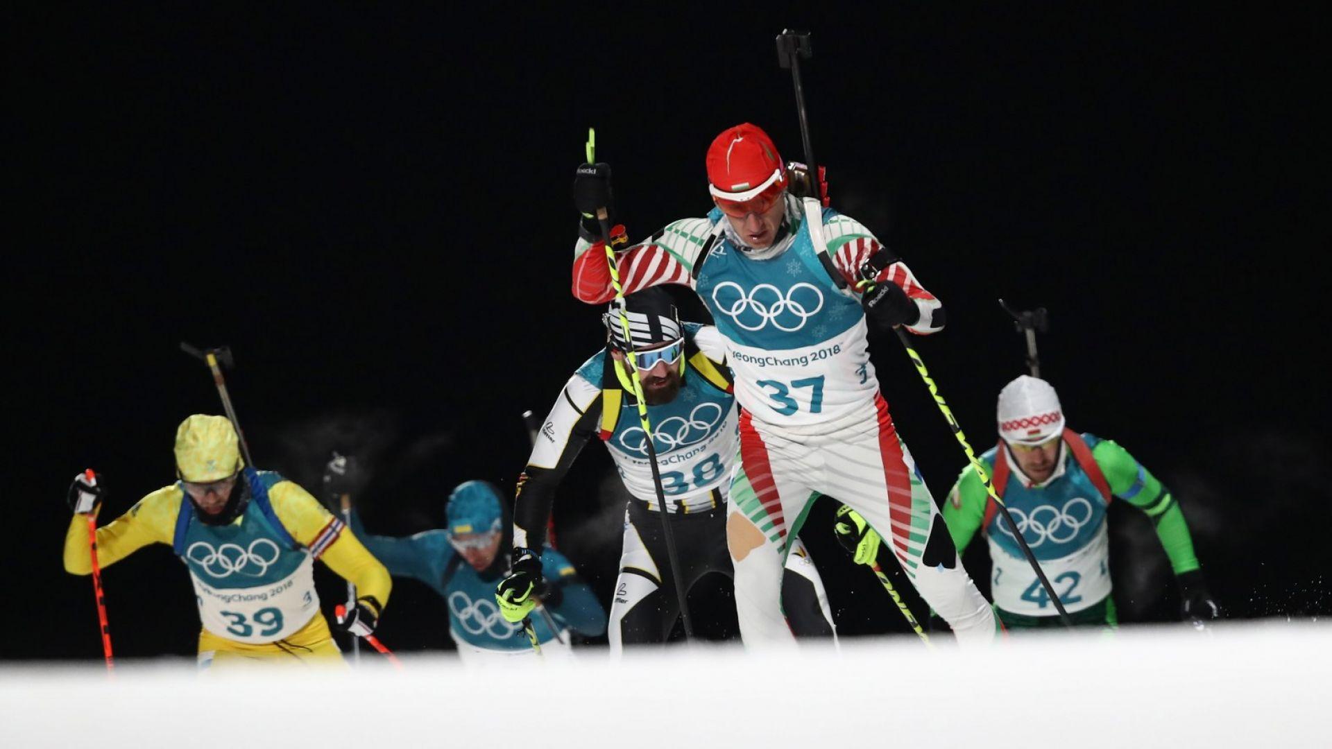 Краси Анев записа най-доброто си класиране през сезона