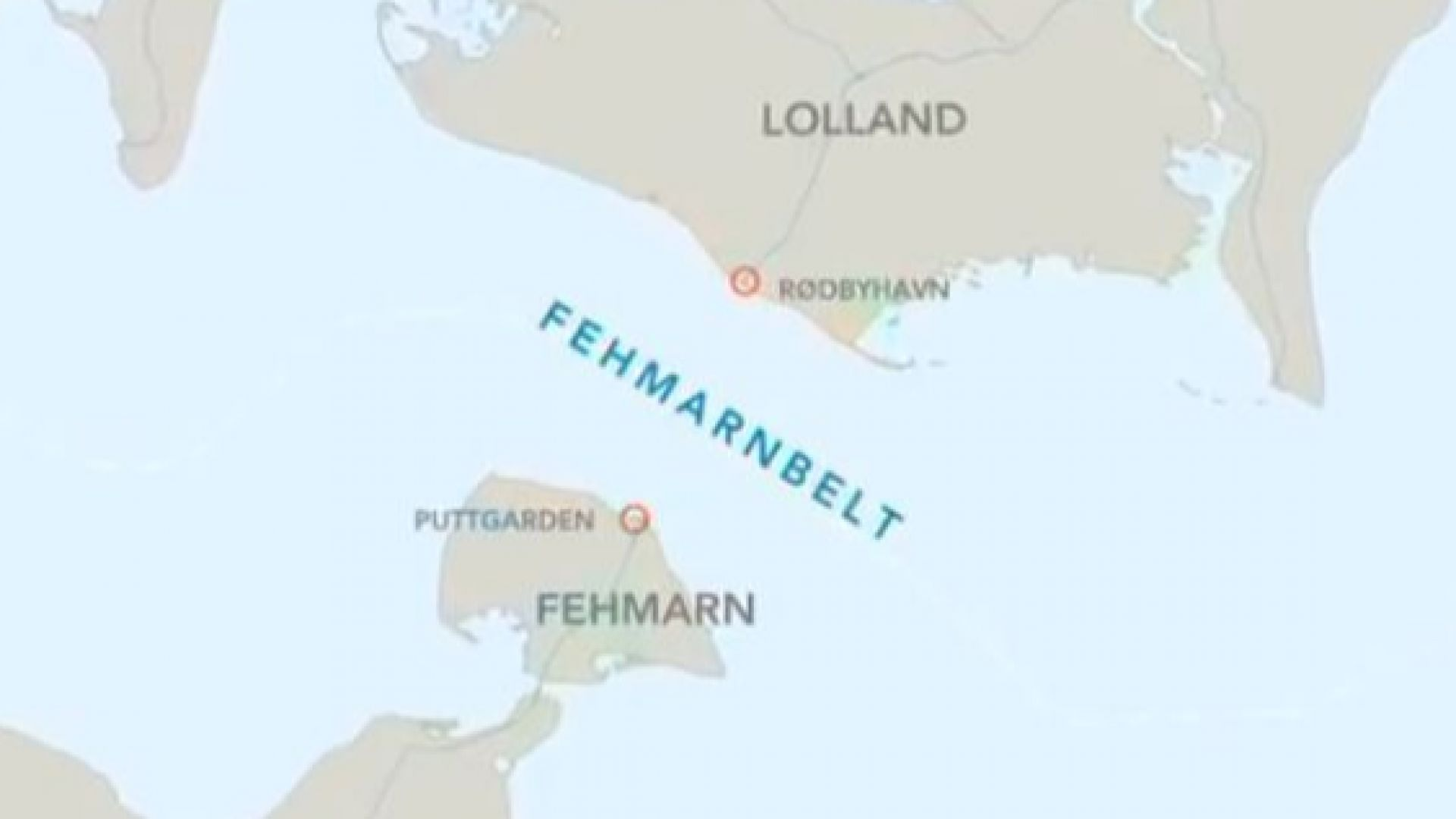 Подземен тунел за $8 милиарда ще свърже Дания и Германия