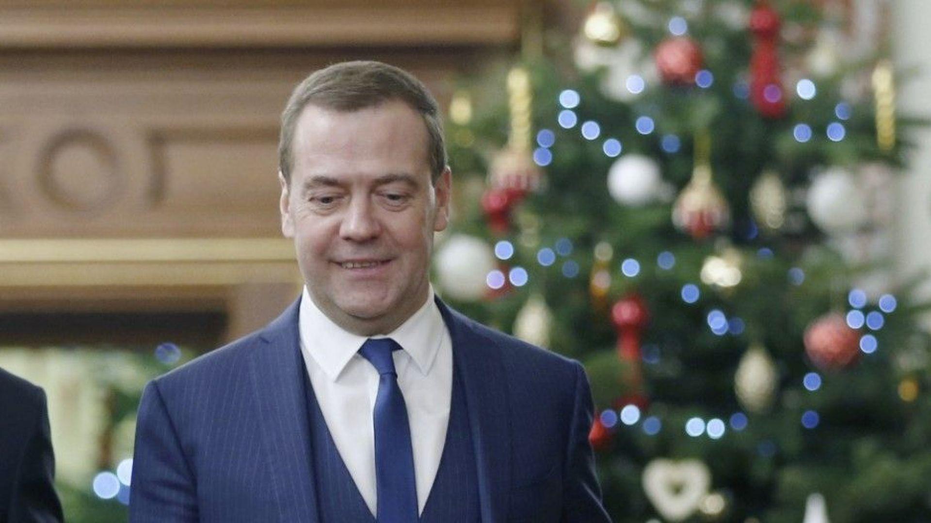 53% от руснаците искат оставка на правителството