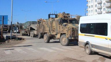 Турция е поела ангажимент да зачита суверенитета на Сирия