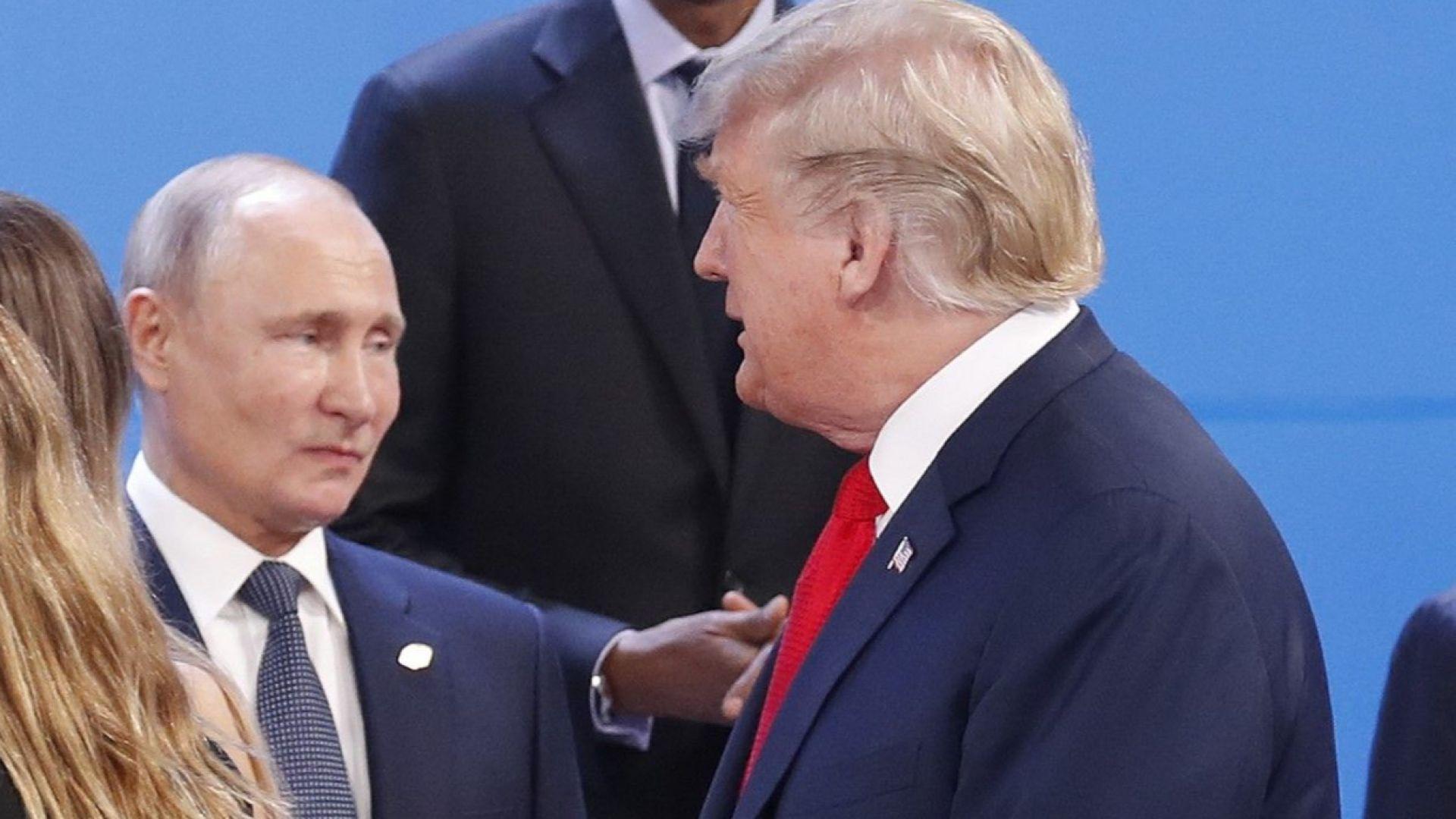Какво каза Путин в празничните си послания до световните лидери