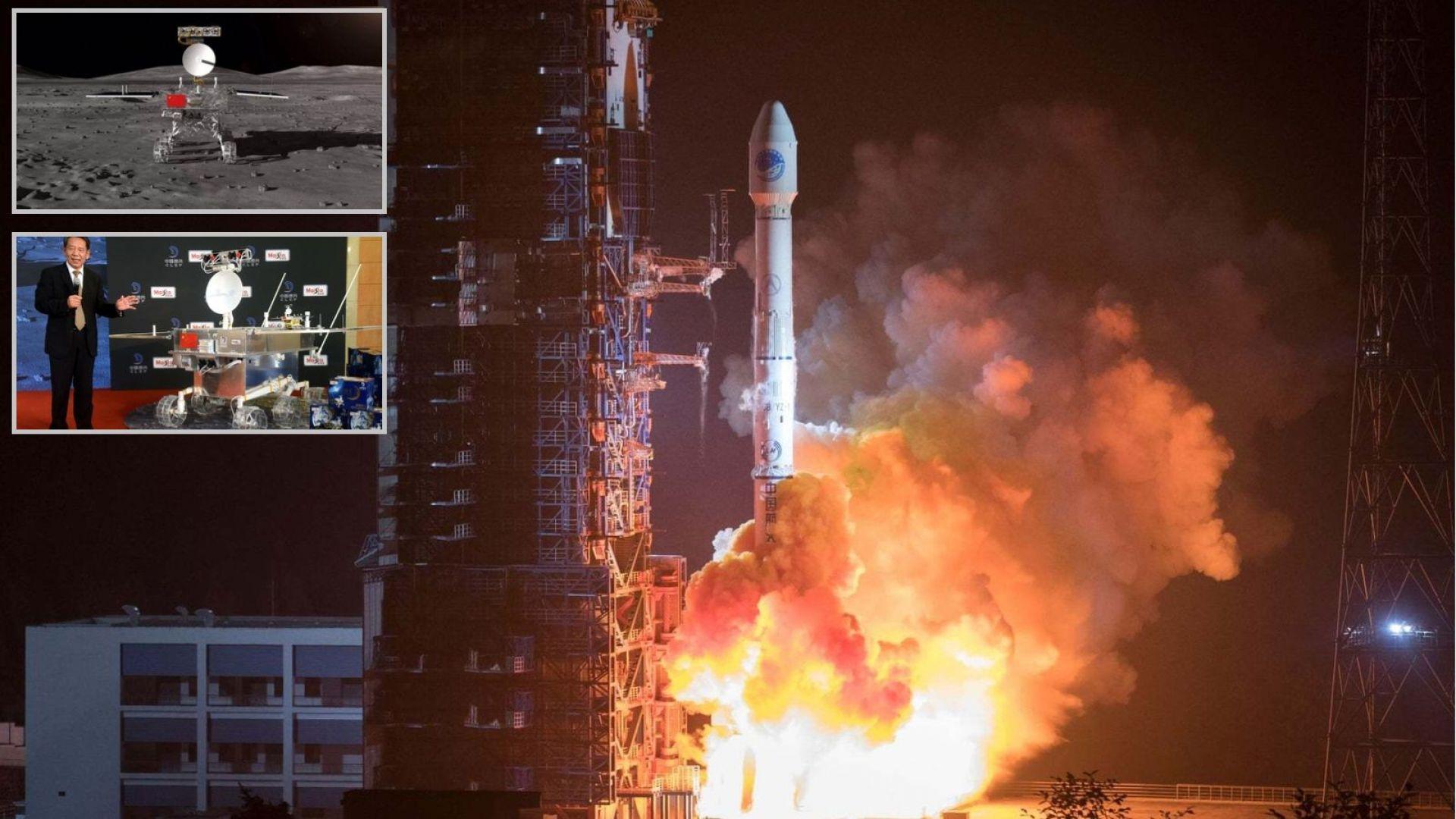 """""""Чанъе-4"""" навлезе в планирана орбита по пътя към обратната страна на Луната"""