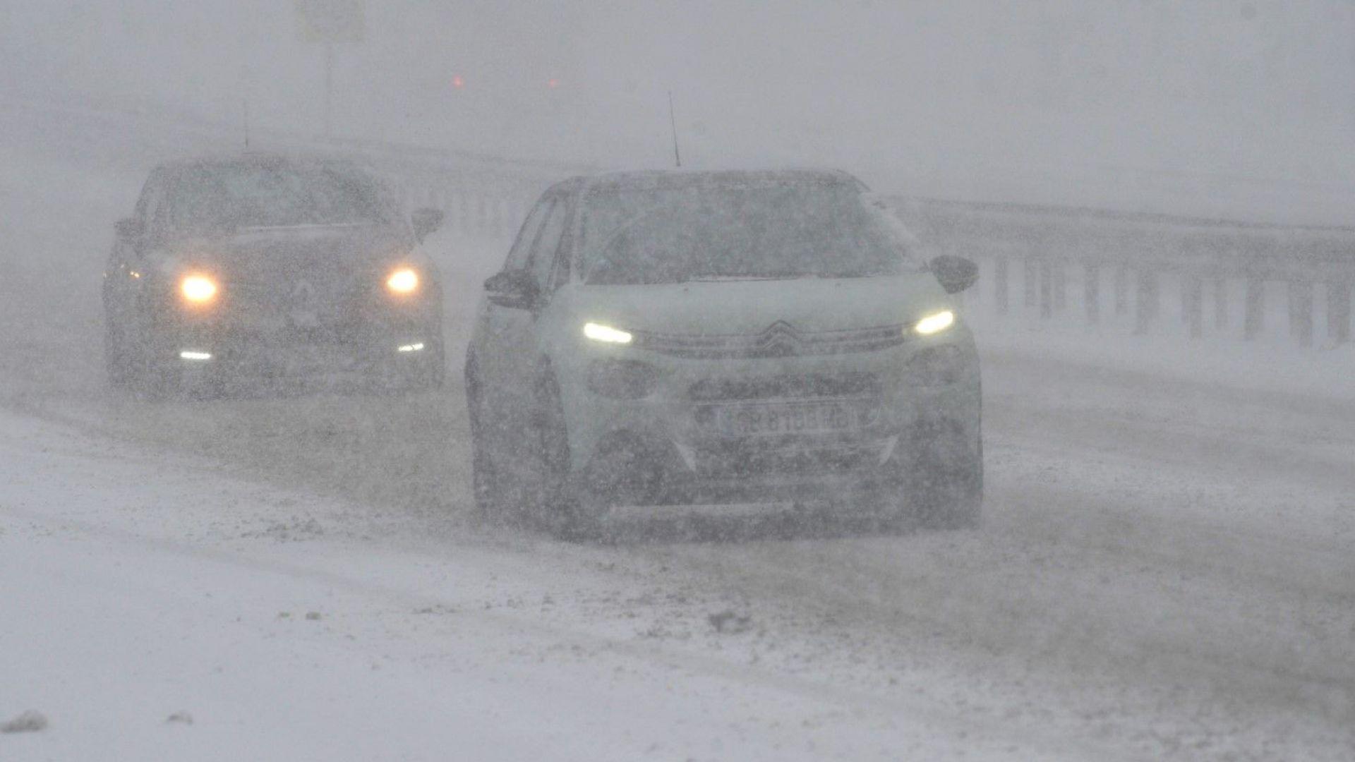 Най-ниските температури през януари - до минус 20°, най-високите - до 15°