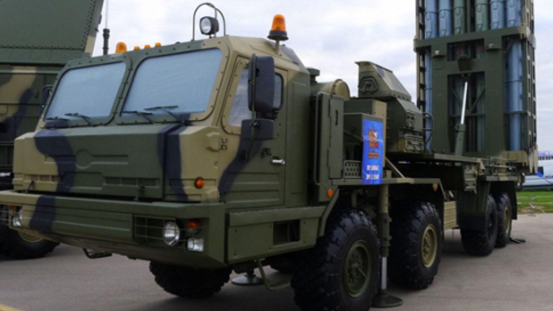 """Русия ще се въоръжи с новия зенитен ракетен комплекс С-350 """"Витяз"""" през 2019-а"""