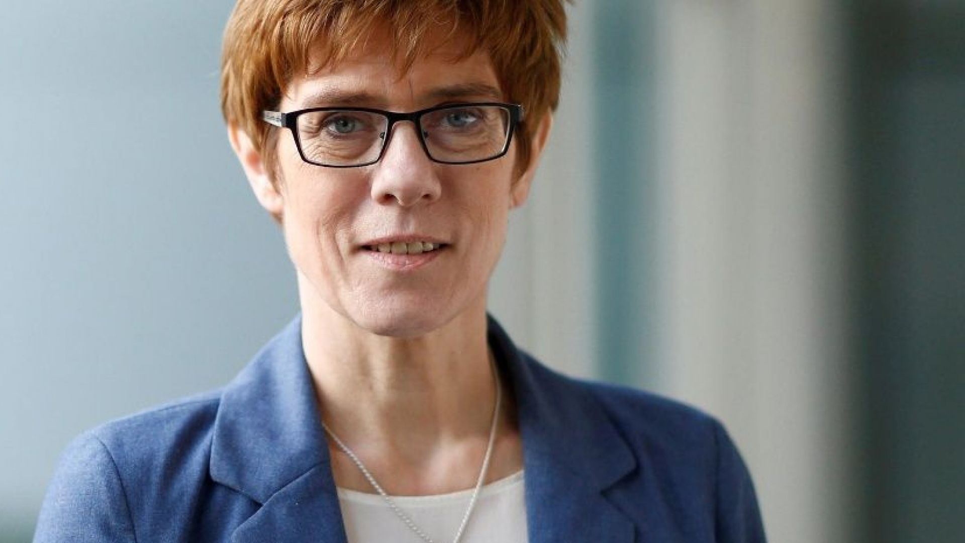 Анегрет Крамп-Каренбауер, новият лидер на германския Християндемократически съюз (ХДС), е