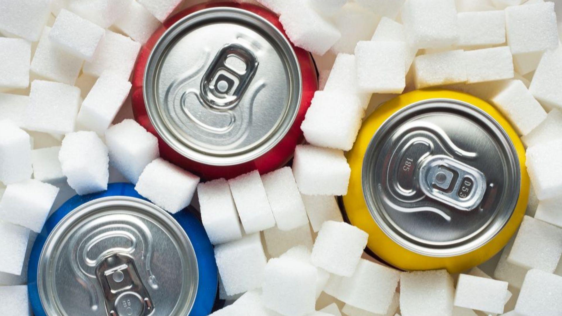 Газираните напитки са по-вредни от алкохола