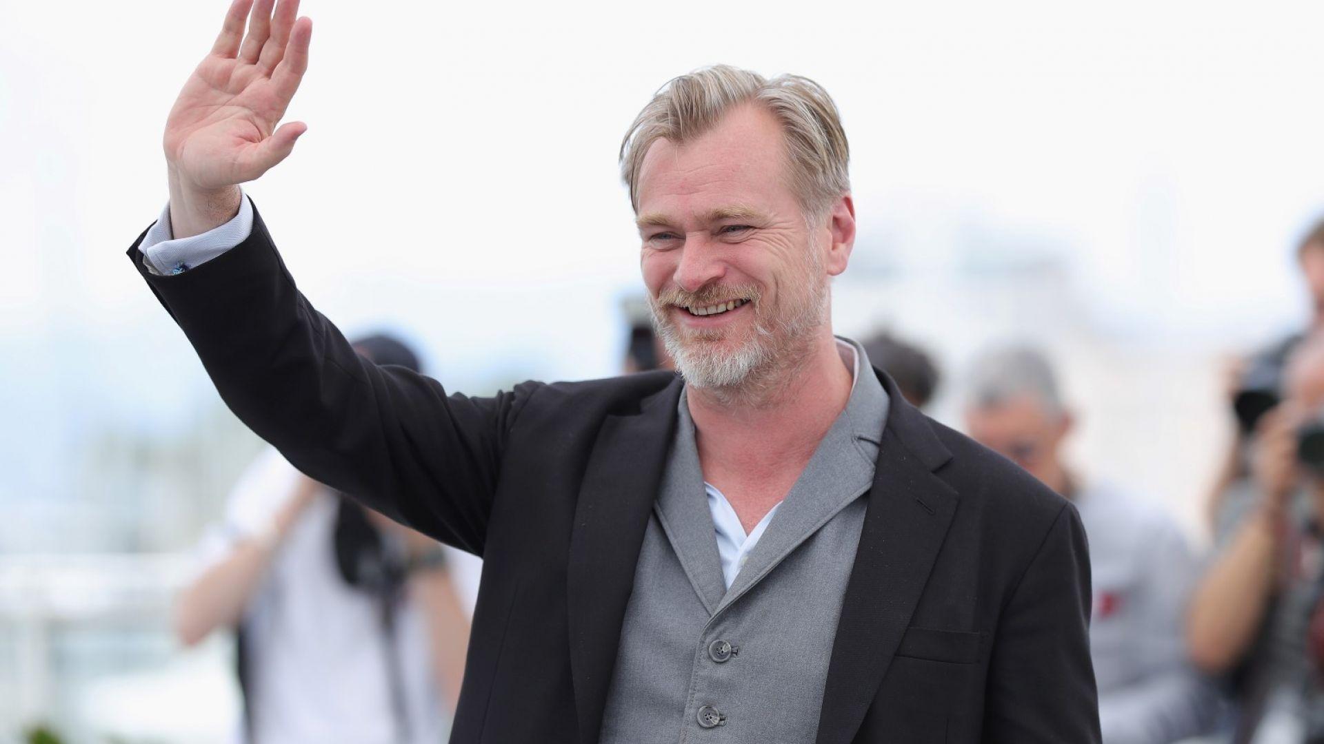 Пак отлагат премиерата на новия филм на Кристофър Нолан