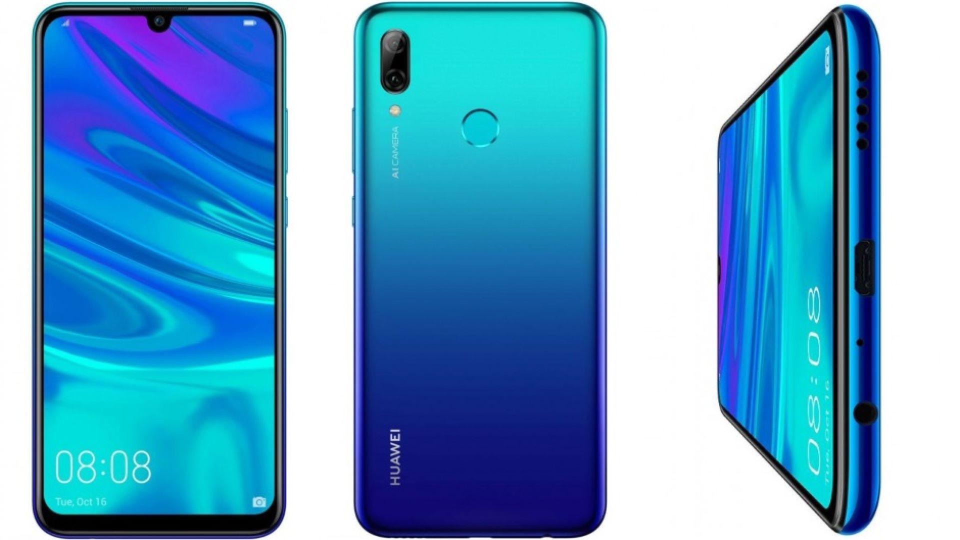 Huawei показа нов телефон с капковидно изрязан дисплей и ниска цена