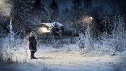 """Полска фотографка стана световно известна със """"зимните си приказки"""""""