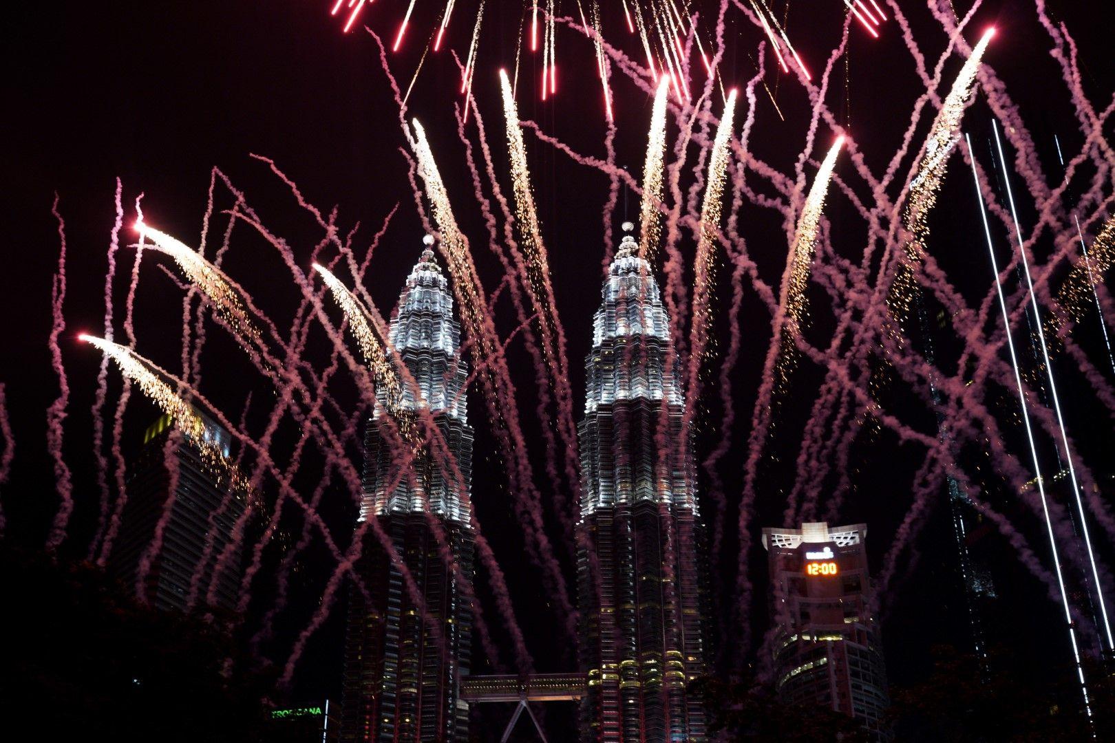 Нова година в Куала Лампур, Малайзия