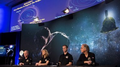 Космимеските страни обсъждат изучаването на Луната