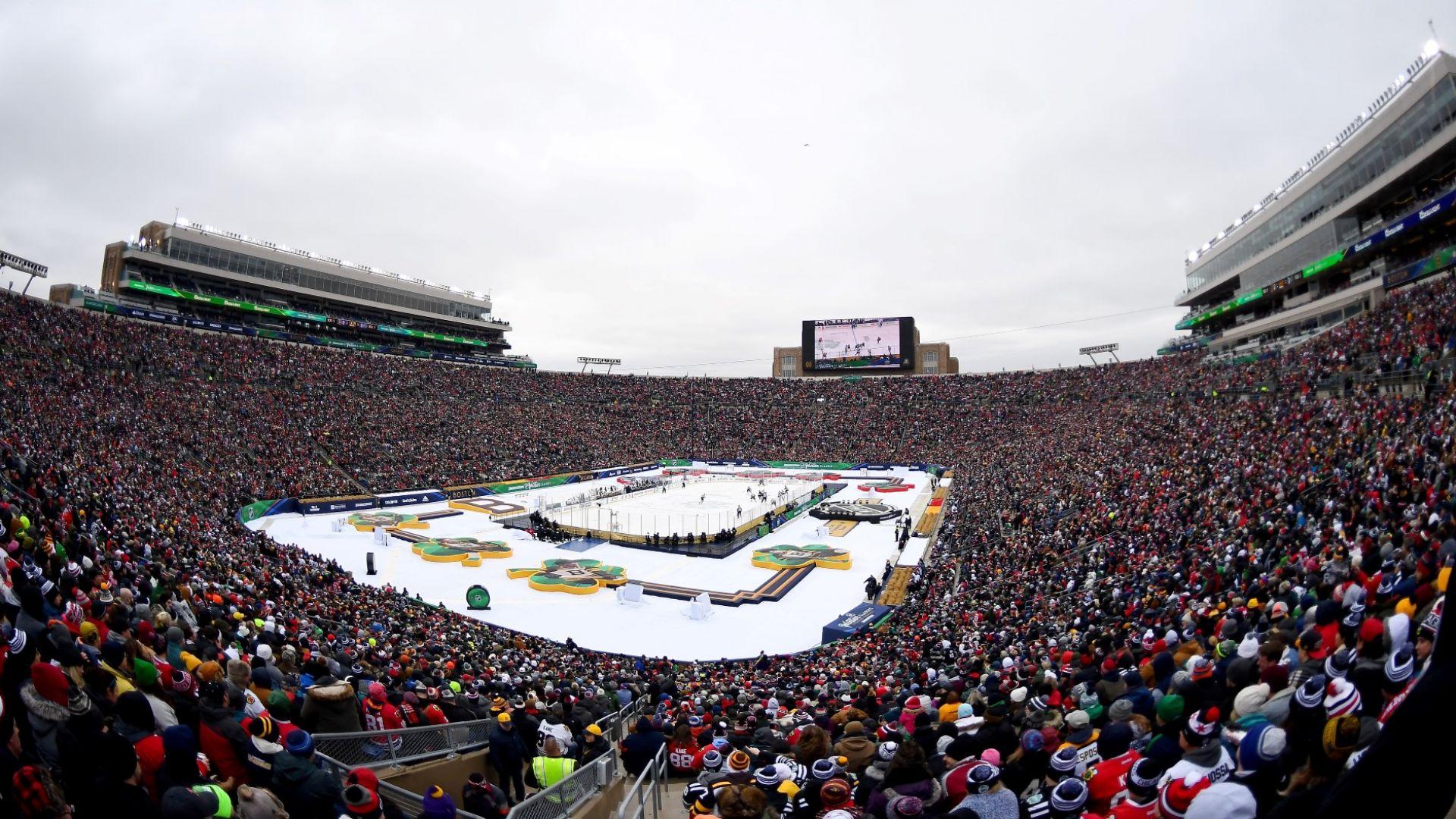 """Бостън празнува след """"Зимна класика"""" пред над 70 хиляди"""
