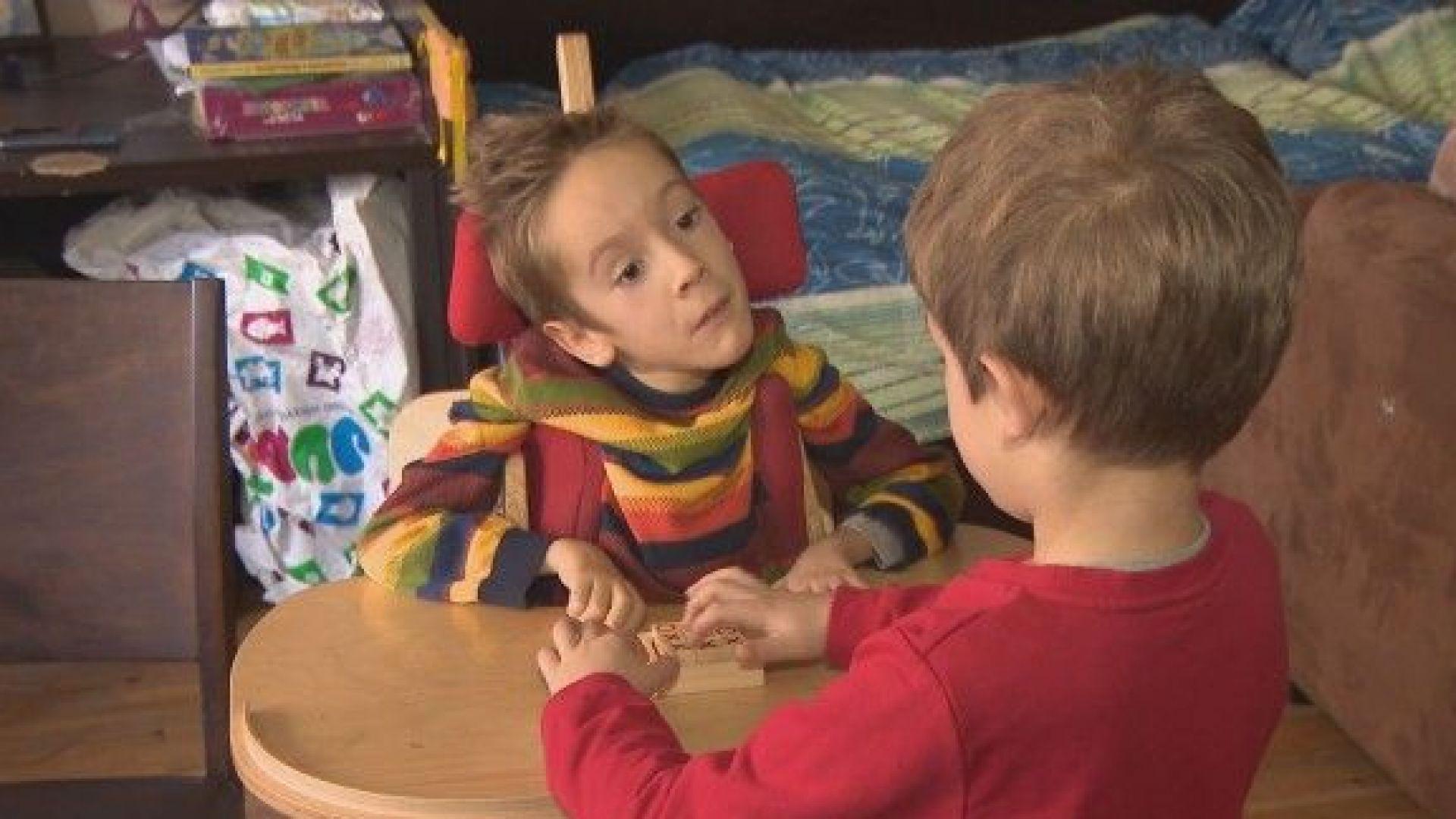 Родителите на дете след отказ за лечение в Румъния: Не искаме да емигрираме