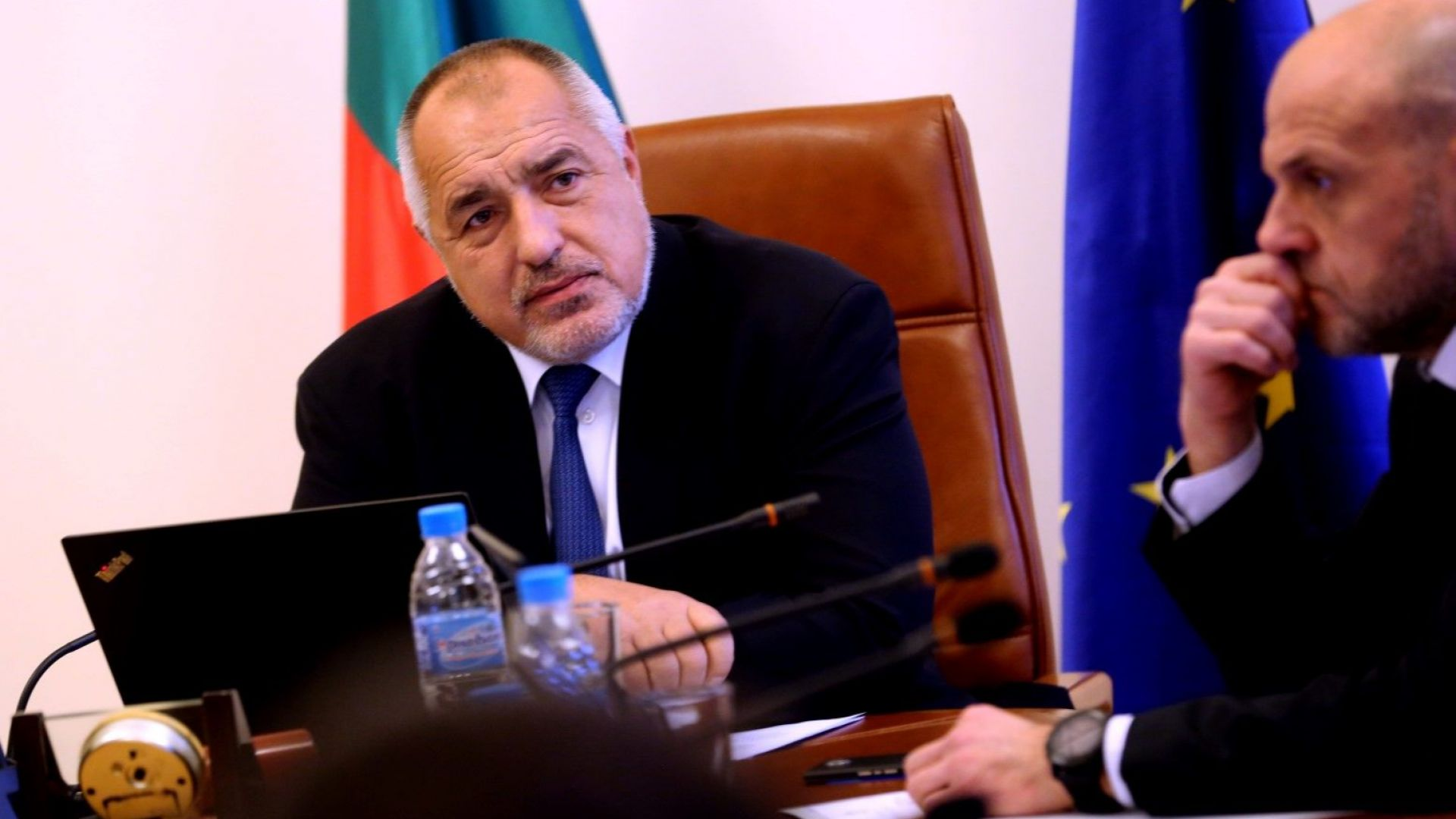 Борисов отсече: Без винетка на Северната тангента