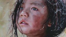 Приказният Тибет оживява в акварелите на Лю Йуншън