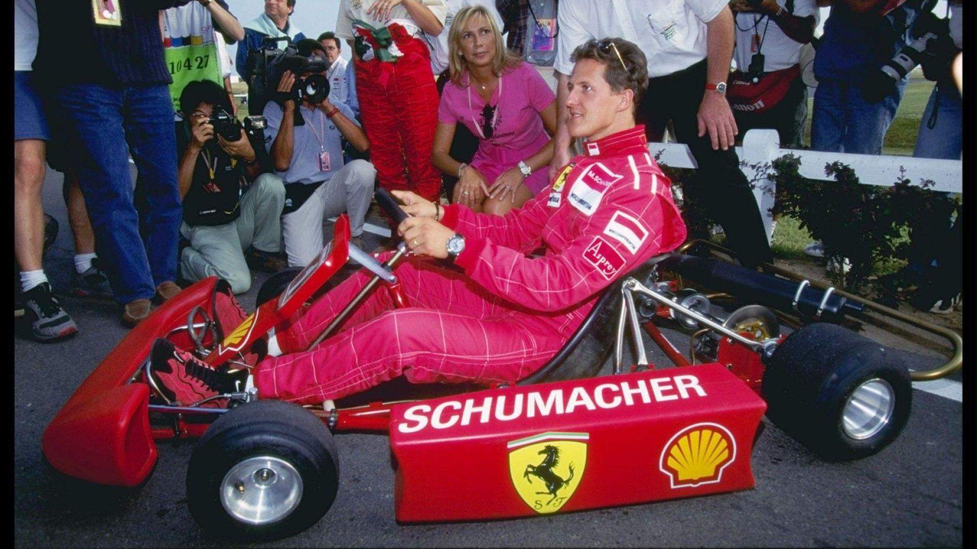 Какво ще разберем от документалния филм за Михаел Шумахер?