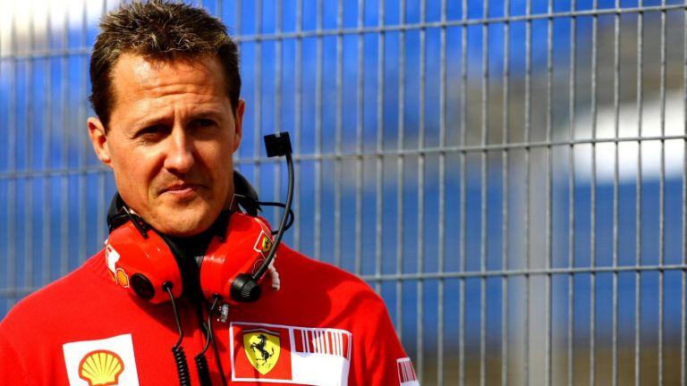Барикело разкри как са го отказали да види приятеля Михаел Шумахер