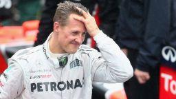 Отложиха премиерата на филма с непоказвани кадри на Шумахер