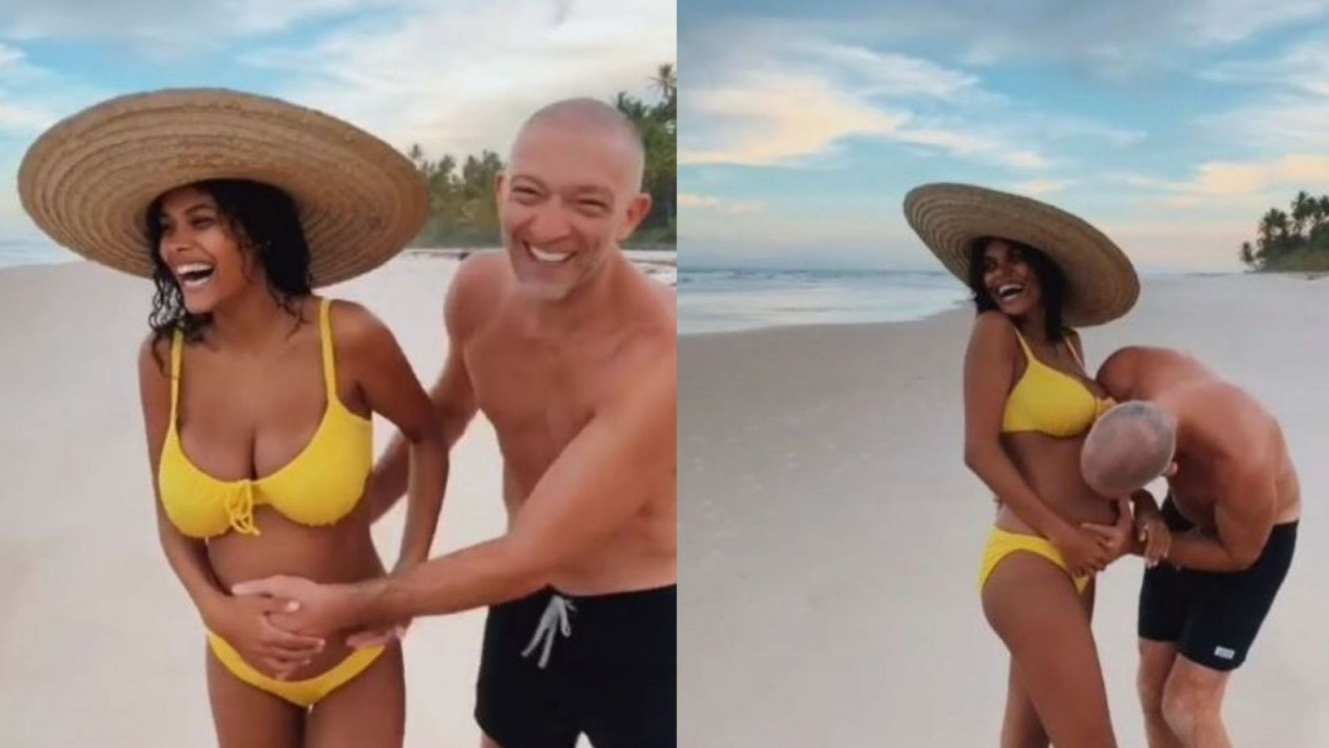 Новата съпруга на Венсан Касел е бременна